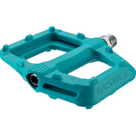 Race Face Ride Pedale turquoise